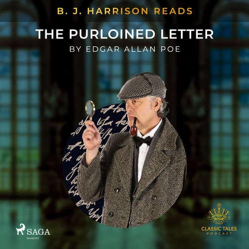 Audiobook B.J. Harrison Reads The Purloined Letter (EN) - Edgar Allan Poe - B. J. Harrison
