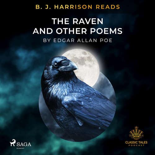 Audiobook B. J. Harrison Reads The Raven and Other Poems (EN) - Edgar Allan Poe - B. J. Harrison