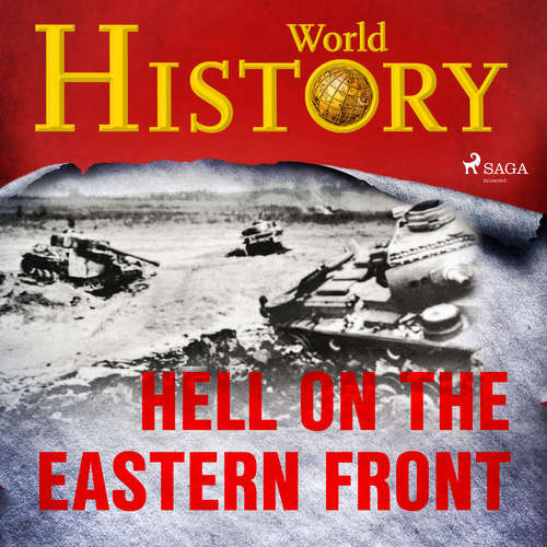Audiobook Hell on the Eastern Front (EN) - World History - Sam Devereaux