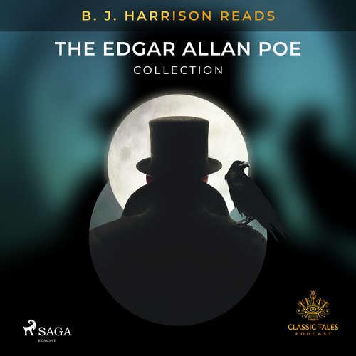 Audiobook B. J. Harrison Reads The Edgar Allan Poe Collection (EN) - Edgar Allan Poe - B. J. Harrison