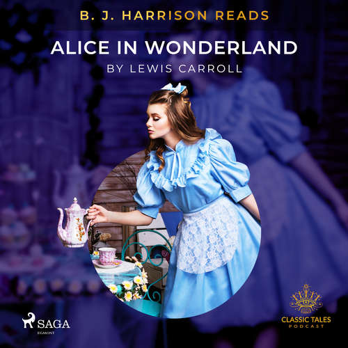 Audiobook B. J. Harrison Reads Alice in Wonderland (EN) - Lewis Carroll - B. J. Harrison