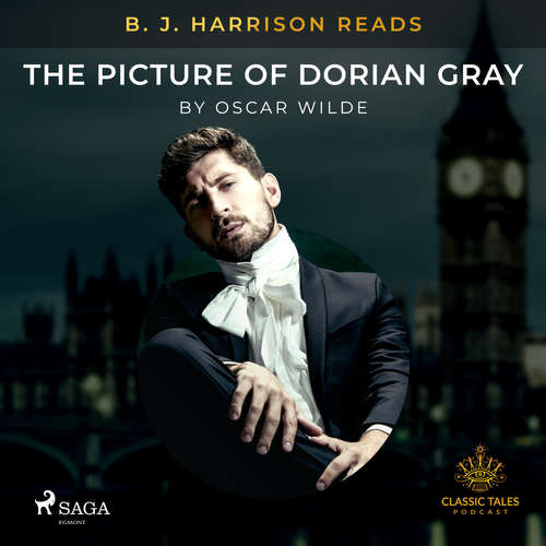 Audiobook B. J. Harrison Reads The Picture of Dorian Gray (EN) - Oscar Wilde - B. J. Harrison