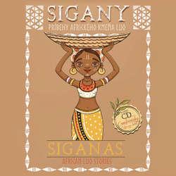 Audiokniha Sigany - Príbehy afrického kmeňa Luo/Siganas - African Luo Stories - Sheba Juliet - Sheba Juliet