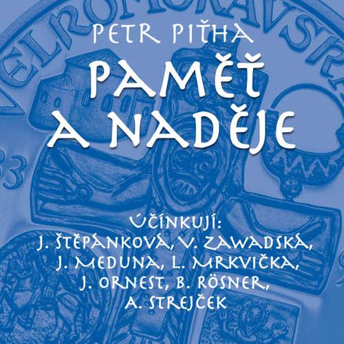 Audiokniha Paměť a naděje - Petr Piťha - Alfred Strejček