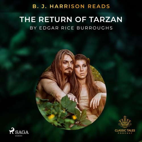 Audiobook B. J. Harrison Reads The Return of Tarzan (EN) - Edgar Rice Burroughs - B. J. Harrison