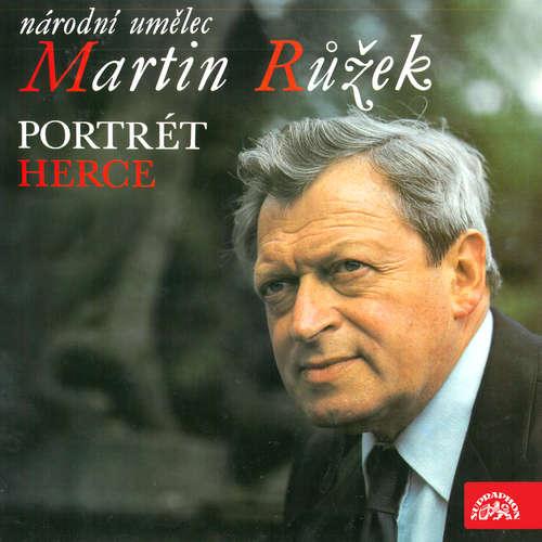 Audiokniha Národní umělec Martin Růžek - Portrét herce - František Halas - Martin Růžek