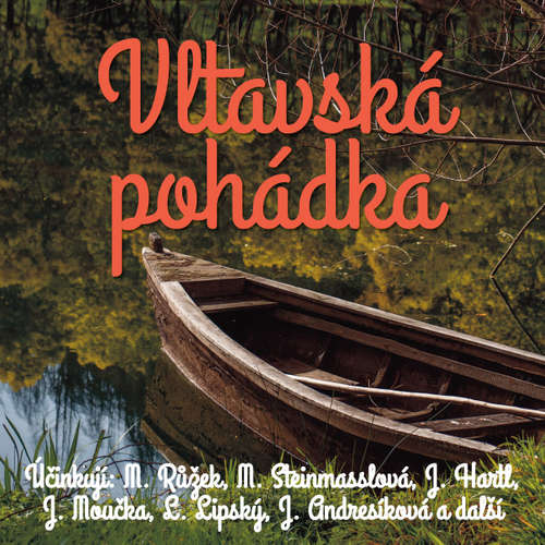 Audiokniha Vltavská pohádka - Květa Kuršová - Věra Kubánková