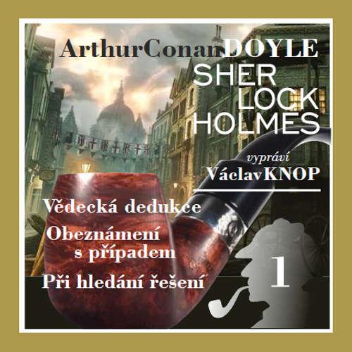 Audiokniha Podpis čtyř 1 - Arthur Conan Doyle - Václav Knop