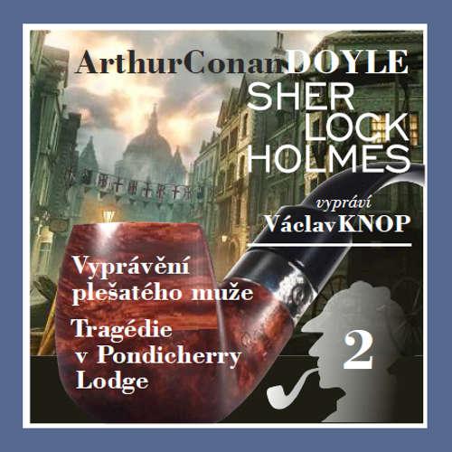 Audiokniha Podpis čtyř 2 - Arthur Conan Doyle - Václav Knop