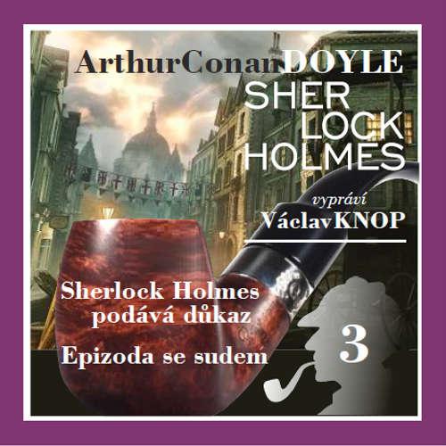 Audiokniha Podpis čtyř 3 - Arthur Conan Doyle - Václav Knop