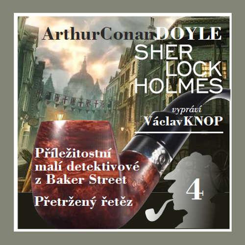 Audiokniha Podpis čtyř 4 - Arthur Conan Doyle - Václav Knop