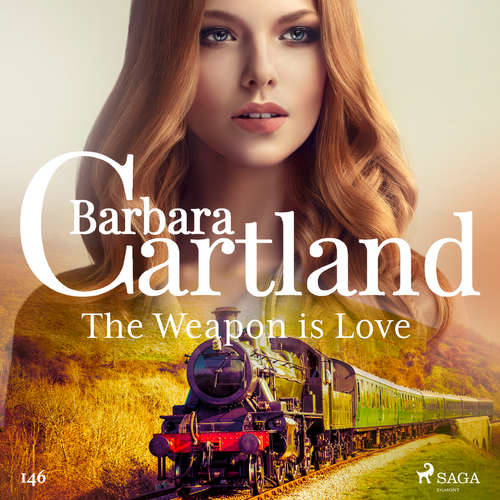 Audiobook The Weapon is Love (Barbara Cartland's Pink Collection 146) (EN) - Barbara Cartland - Anthony Wren