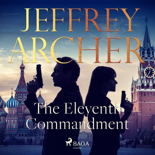 Audiobook The Eleventh Commandment (EN) - Jeffrey Archer - Michael Brandon