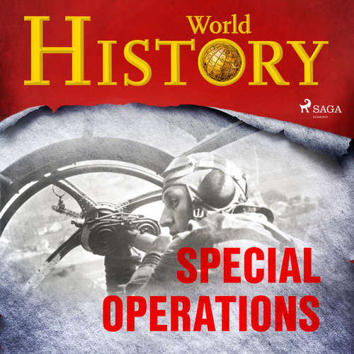 Audiobook Special Operations (EN) - World History - Sam Devereaux