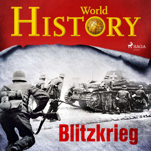 Audiobook Blitzkrieg (EN) - World History - Sam Devereaux