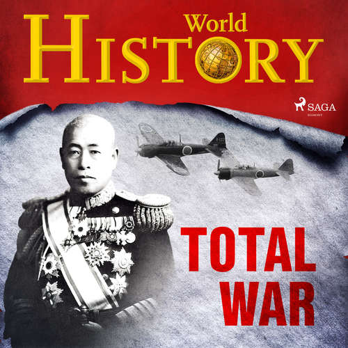 Audiobook Total War (EN) - World History - Sam Devereaux