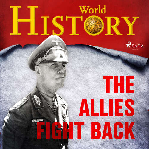 Audiobook The Allies Fight Back (EN) - World History - Sam Devereaux