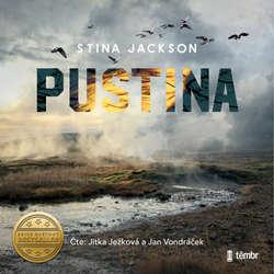 Audiokniha Pustina - Stina Jackson - Jitka Ježková