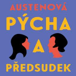Audiokniha Pýcha a předsudek - Jane Austenová - Dana Černá