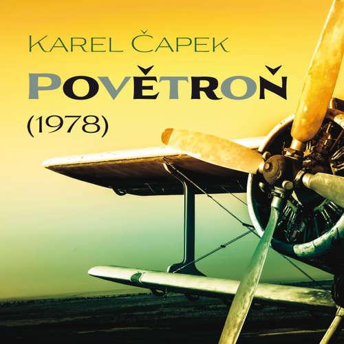 Audiokniha Povětroň (1978) - Karel Čapek - Miroslav Moravec