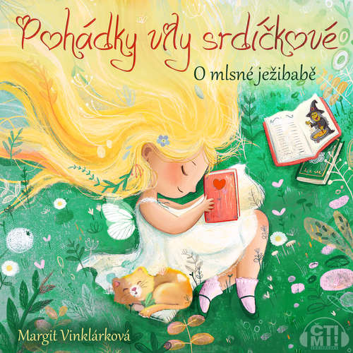 Audiokniha O mlsné ježibabě - Margit Vinklárková - Margit Vinklárková