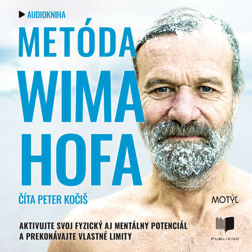 Audiokniha Metóda Wima Hofa - Wim Hof - Peter Kočiš
