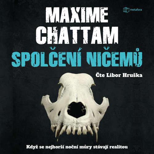 Audiokniha Spolčení ničemů - Maxime Chattam - Libor Hruška