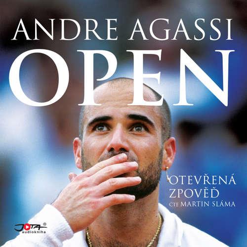 Audiokniha OPEN - Andre Agassi - Martin Sláma