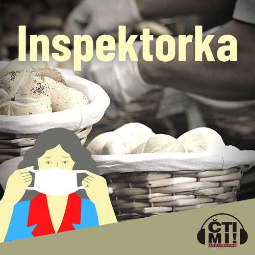 Audiokniha Inspektorka - Veve a Vítek - Alena Adamová