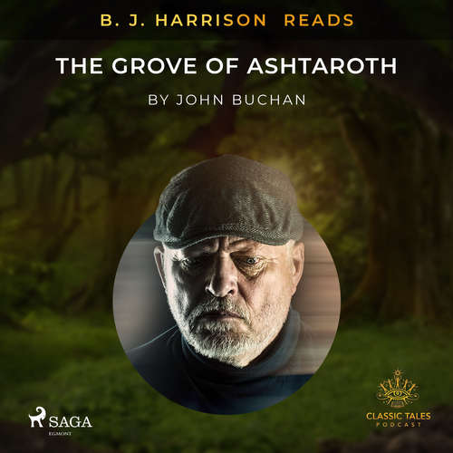 Audiobook B. J. Harrison Reads The Grove of Ashtaroth (EN) - John Buchan - B. J. Harrison