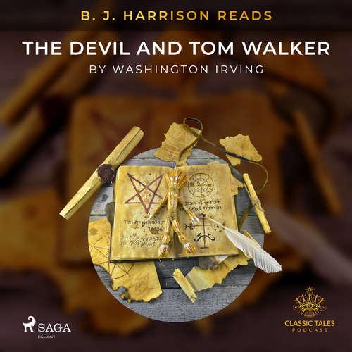 Audiobook B. J. Harrison Reads The Devil and Tom Walker (EN) - Washington Irving - B. J. Harrison