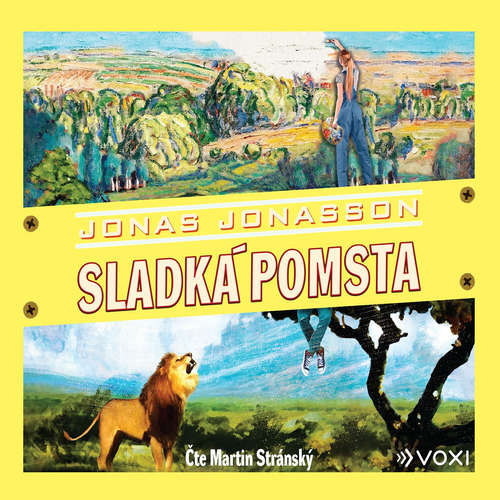 Audiokniha Sladká pomsta - Jonas Jonasson - Martin Stránský