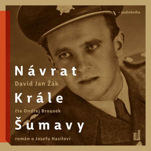 Audiokniha Návrat Krále Šumavy - David Jan Žák - Ondřej Brousek