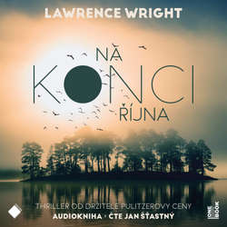 Audiokniha Na konci října - Lawrence Wright - Jan Šťastný