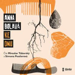 Audiokniha Ke dnu - Anna Bolavá - Miroslav Táborský