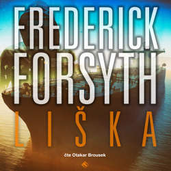 Audiokniha Liška - Frederick Forsyth - Otakar Brousek