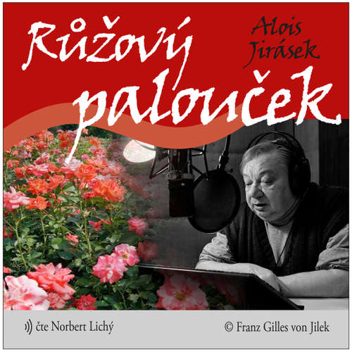 Audiokniha Růžový palouček - Alois Jirásek - Norbert Lichý