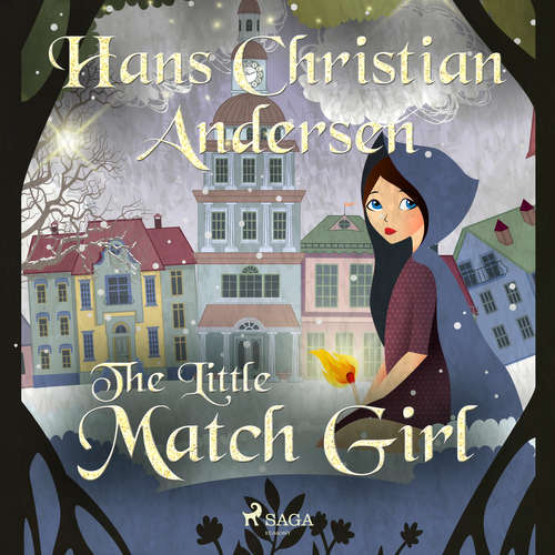 Audiobook The Little Match Girl (EN) - Hans Christian Andersen - Alex Lehman