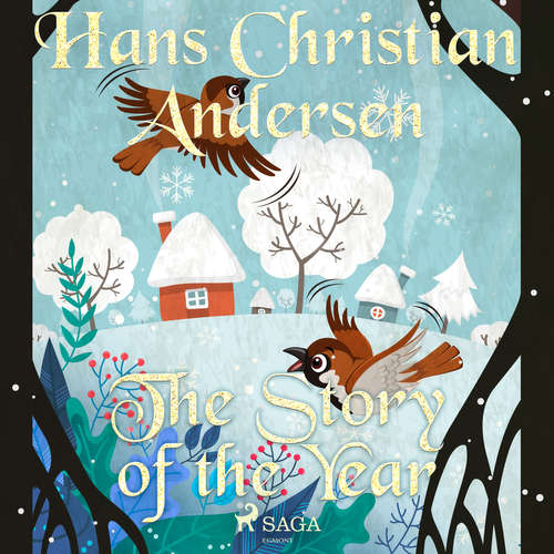 Audiobook The Story of the Year (EN) - Hans Christian Andersen - Alex Lehman