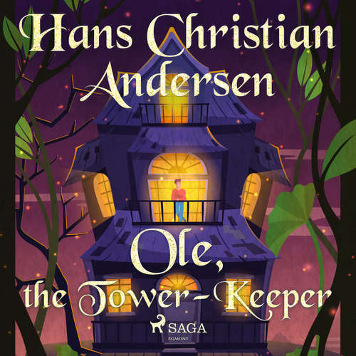 Audiobook Ole, the Tower-Keeper (EN) - Hans Christian Andersen - Alex Lehman