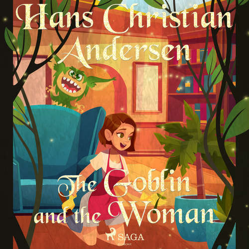 Audiobook The Goblin and the Woman (EN) - Hans Christian Andersen - Alex Lehman