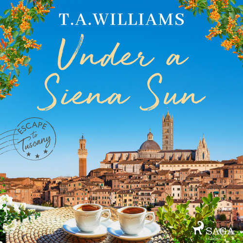 Audiobook Under a Siena Sun (EN) - T.A. Williams - Colleen Prendergast