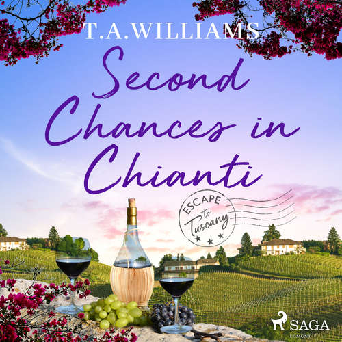 Audiobook Second Chances in Chianti (EN) - T.A. Williams - Colleen Prendergast