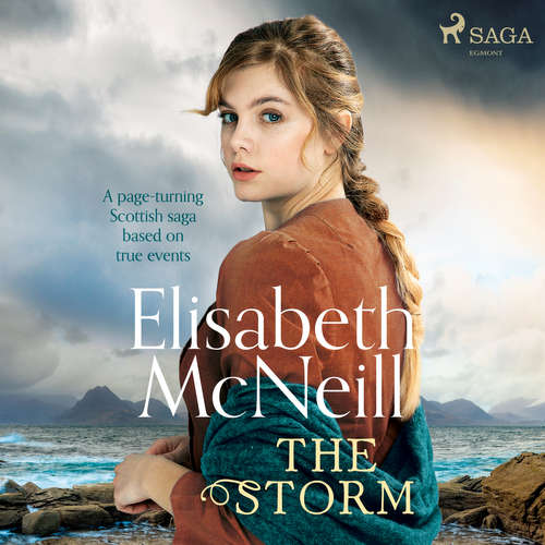 Audiobook The Storm (EN) - Elisabeth Mcneill - Angela Ness