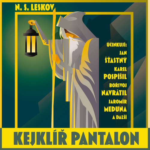 Audiokniha Kejklíř Pantalon - Nikolaj Semjonovič Leskov - Jaromír Meduna