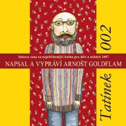 Audiokniha Tatínek 002 - Arnošt Goldflam - Arnošt Goldflam