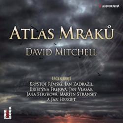 Atlas Mraků - David Mitchell (Audiokniha)