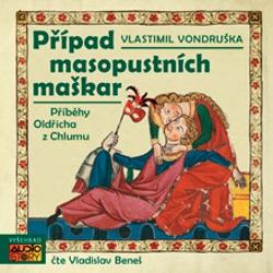 Případ masopustních maškar - Vlastimil Vondruška (Audiokniha)