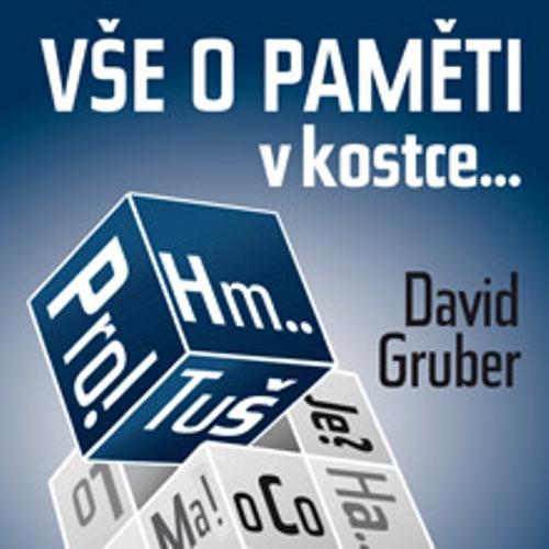 Vše o paměti v kostce - David Gruber (Audiokniha)