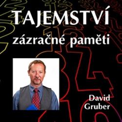 Tajemství zázračné paměti - David Gruber (Audiokniha)